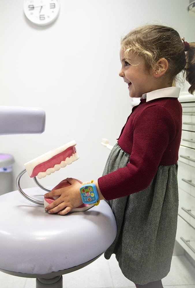 Odontopediatría en Janos Dental. Clínica dental. Madrid.